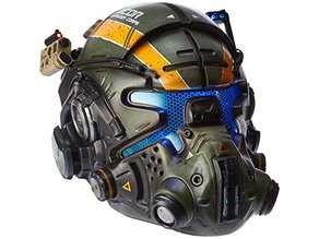 Titanfall MCOR Helmet Revision 2