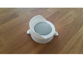 Echo Button Wall Mount Outdoor Ring