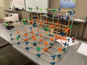 Modular Filament Rack