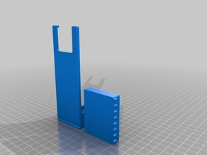 Modular Pistol Stand Riser - SW99 (May work for Walther P99)