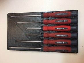 Mastercraft screwdriver tray