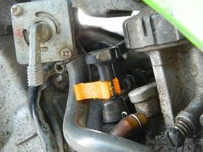 Choke key dirt bike