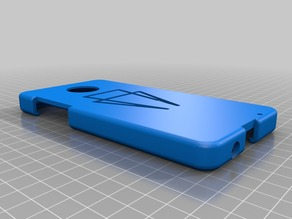 Customized Moto Z2 phone case