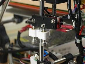 Z endstop micro adjuster / Prusa Mendel i2