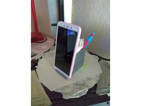 mobilephone and pen holder / stand