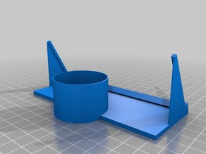 Litophane picture stand
