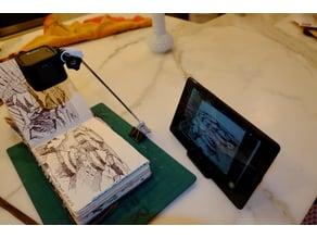 GoPro Sketching Stand
