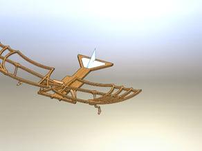 Ornithopter da vinci
