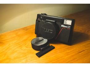 Nikon L35AF Lens Cover
