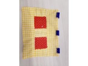 Sew-in Clasp