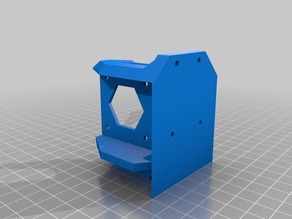 ReDuplicator i3 MK3x - Titan Aero Mount Piezo Remix
