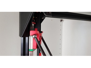 Anycubic Kossel Plus Linear Magnet Upgrade Remix