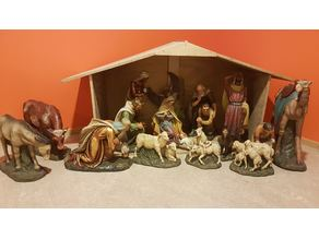 Nativity complete original scans
