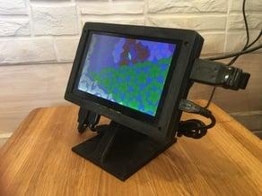 Raspberry Pi 3 Model B+ 5 inch LCD screen combo