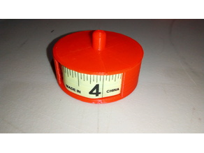 Soft Tape Measure Holder