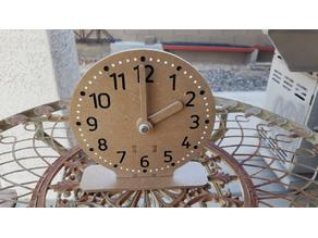 Teaching Clock for CNC