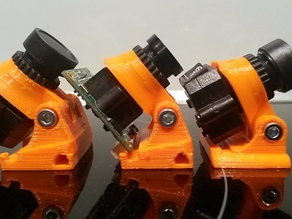 Modular FPV Cam Mount (pz0420 and other)