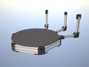 HexScan - 3D Laser Scanner