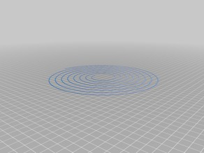 Customized Spiral Bed Level Test Circular 210mm