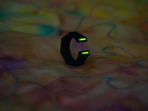 Radioactive Tritium Ring