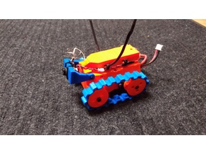 Tracked Inspection Bot (TPU)
