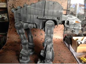 Star Wars AT-M6 walker