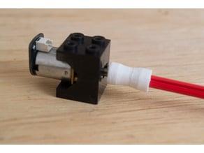 Microduino DC Motor Shaft to Lego Adapter