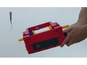 Automatic Kite String Reeler-Inner