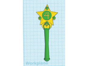 Sailor Jupiter Wand