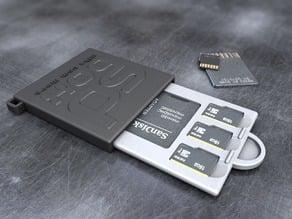 SD / MicroSD Slide-In Box