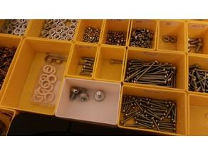 Stanley case modular containers