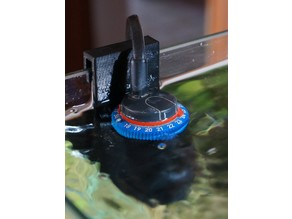 Eheim Aquarium Heater Holder Without Suction Cup