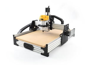 Ooznest OX CNC Machine (3D Printed ABS/PETG Parts)
