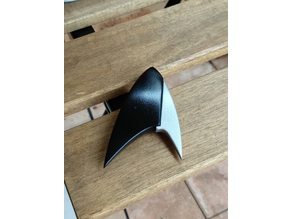 Section 31 Star Trek Badge