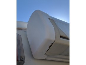 Fiamma F45i (other models too) awning rear cap