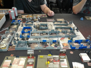 Zombicide Black Plague Rooms / Walls