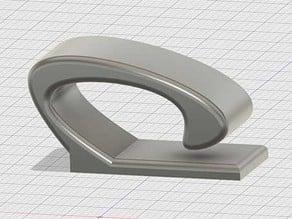 Simple Wire Clip