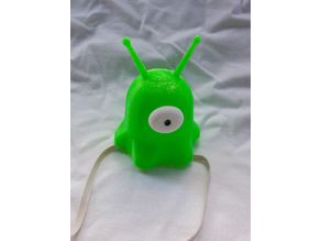 Futurama Brain Slug