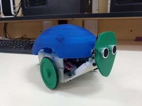 Robot Educativo Mulita v1.0