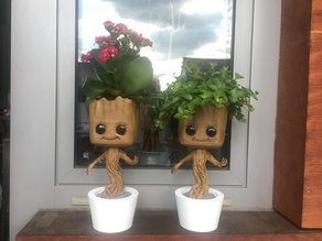 Yet another Baby Groot Planter