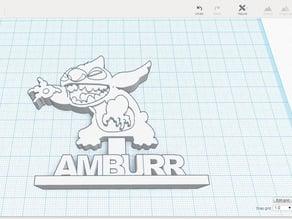 Remixed Stitch with Amburr added
