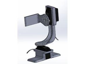 Pan-Tilt Camera Mount
