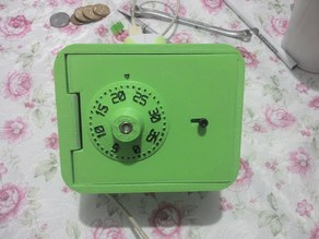 Coin Bank parts for thing:39045