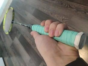 Badminton Raquette Grip Handle for Cariton ISO Extreme 7000