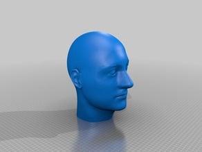 Dara Robot Face Skin