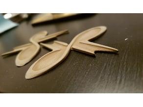 Devin Townsend Project - Dual Guitar Plec