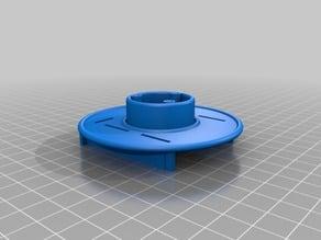 Dickie Toys - Mega Crane - Round Support