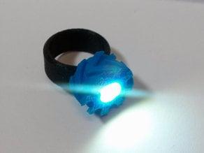 Flashlight Ring