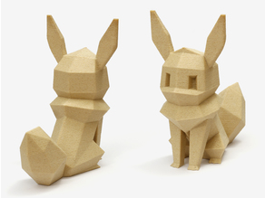 Low-Poly Eevee