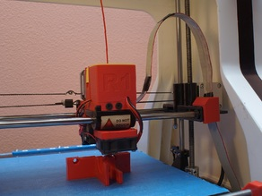 Robo3D Direct Drive Extruder MOD